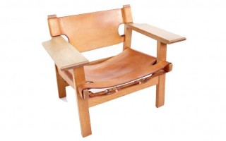 The Spanish chair by Borge Mogensen