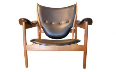 The Chieftan chair by Finn Juhl