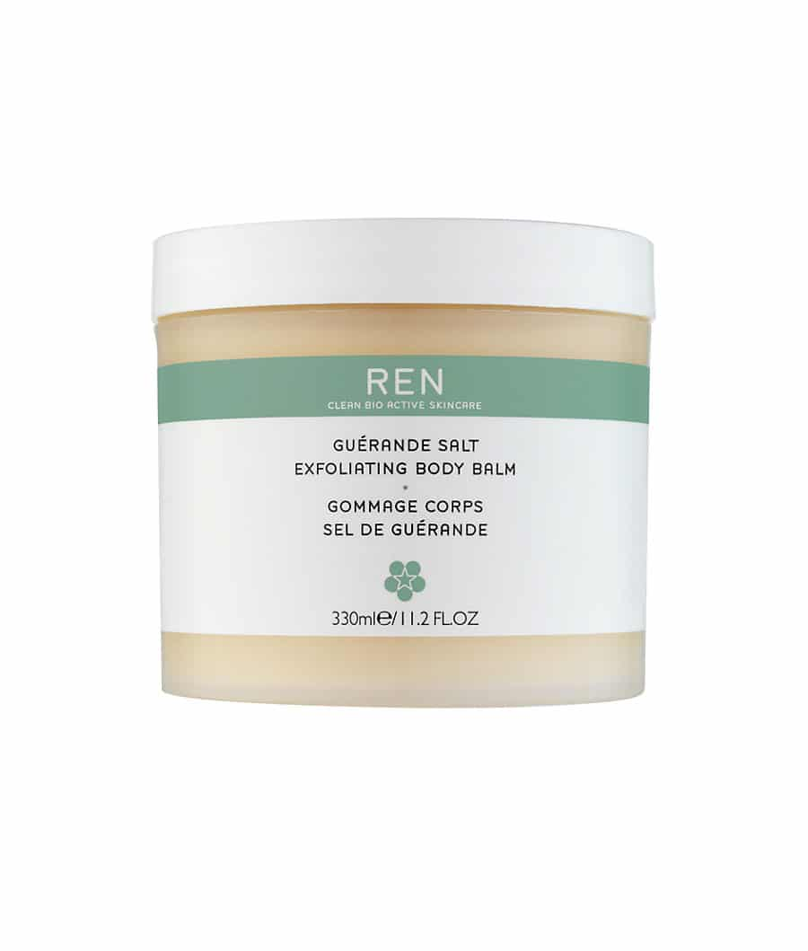 REN Guerande Salt Exfoiliating Body Balm - 330ml