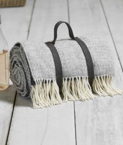 Picnic Blanket with Carrying Strap