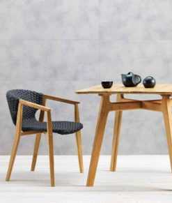 Ethimo Knit Dining Chair