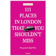 Bookspeed: 111 Places in London That You Shouldn't Miss