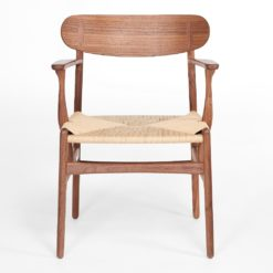 CH26 Chair Oiled Walnut & Natural Paper Cord Seat
