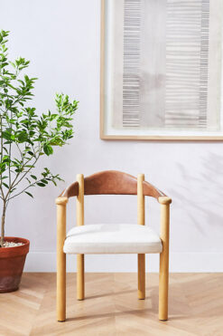 Amber Interiors for Anthropologie Caillen Dining Chair