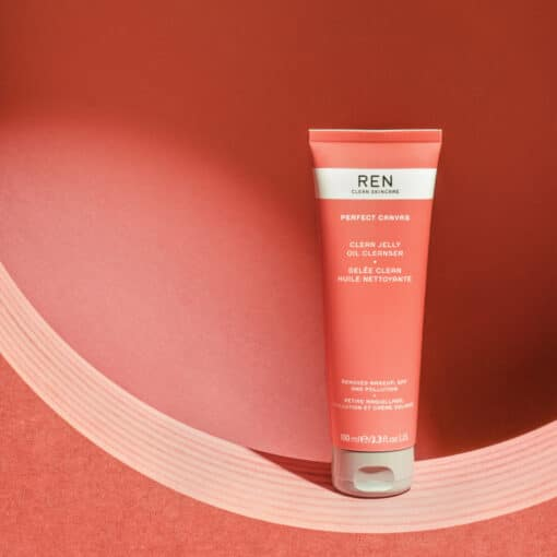 REN Clean Skincare Perfect Canvas Clean Jelly Oil Cleanser 100ml