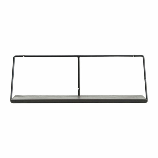 House Doctor - Wired Shelf - Black