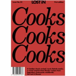 Lost In: Cooks