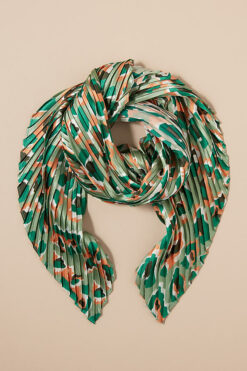 Amy Pleated Scarf