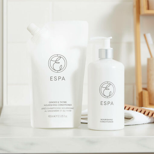 ESPA Essentials Nourishing Conditioner 400ml - Ginger and Thyme