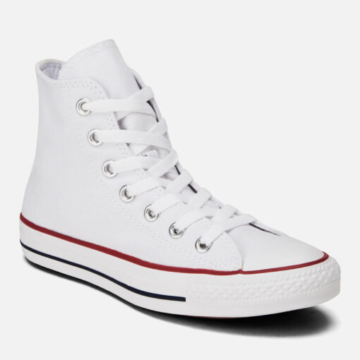 Converse Chuck Taylor All Star Hi-Top Trainers - Optical White - UK 8