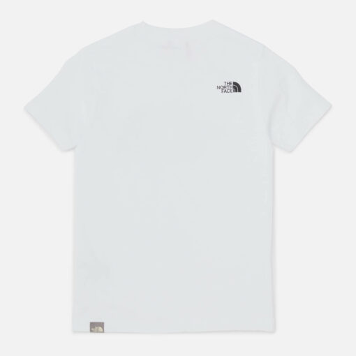The North Face Boys' Youth Short Sleeve Easy T-Shirt - White - 7-8 Years