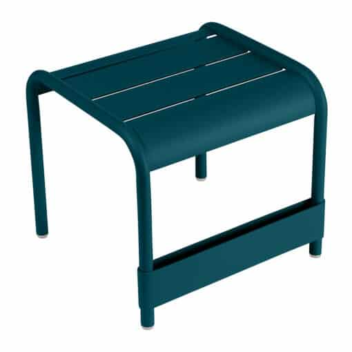 Fermob - Luxembourg Side Table - Acapulco Blue